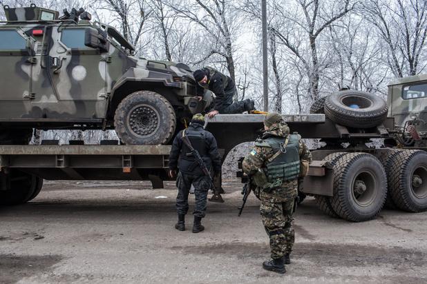 Примирието в Източна Украйна влезе в сила в полунощ на 15 февруари