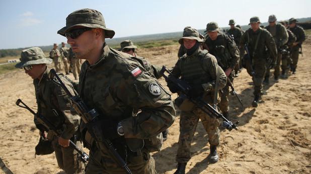 Военни на Полша