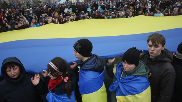 Една година от Майдана