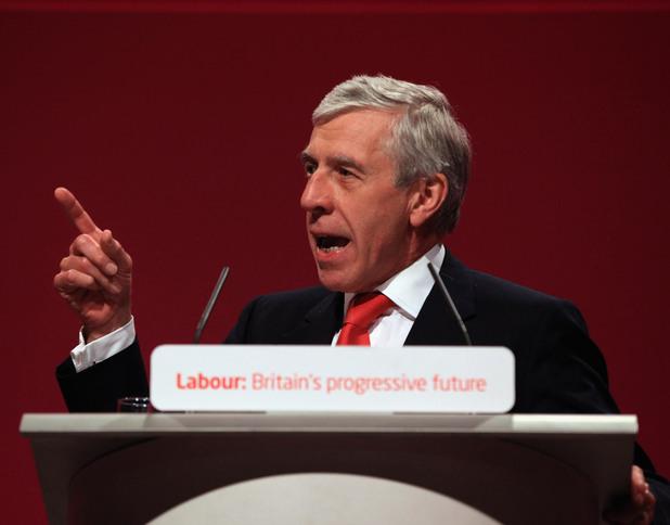бившият външен министър на велкобритания джак строу