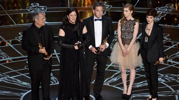 """Най-добър документален филм – наградата отиде при """"Гражданин Четири"""" на Лора  Поатрас."""
