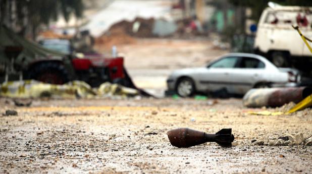 Сирийският град Кобане след оттеглянето на Ислямска държава