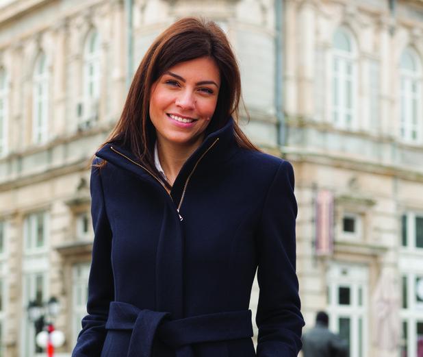 Камелия Минева, Ръководител на Обслужващ център ProCredit Bank