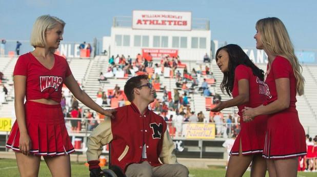 Кофти финали на сериали - Glee
