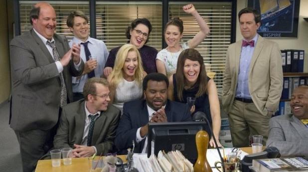Кофти финали на сериали - The Office