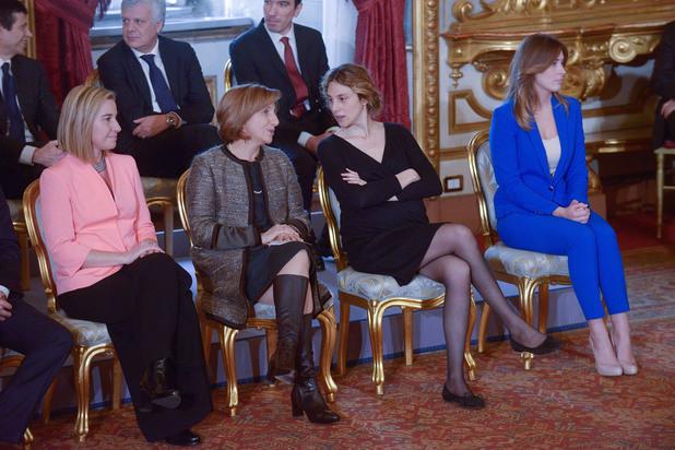Жените в италианското правителство