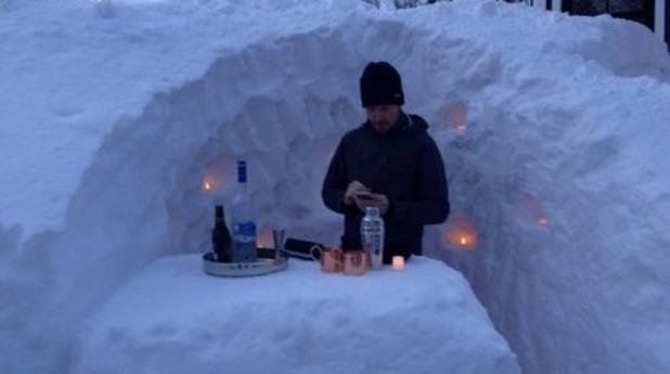 Снежен бар
