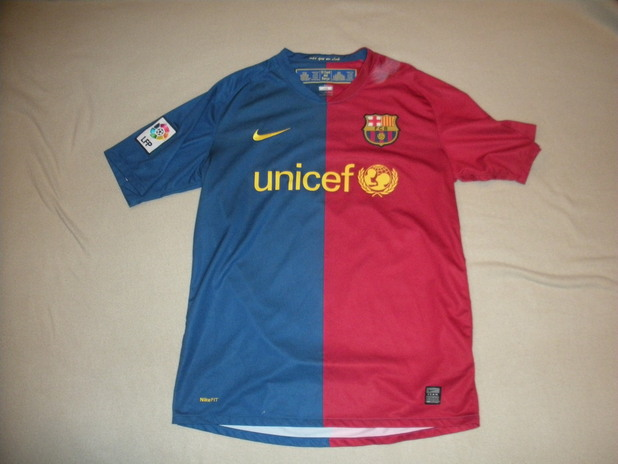Барселона 2008