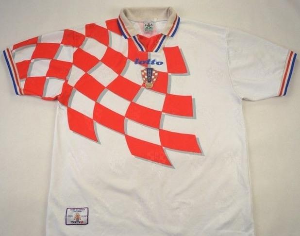 Хърватия 1998
