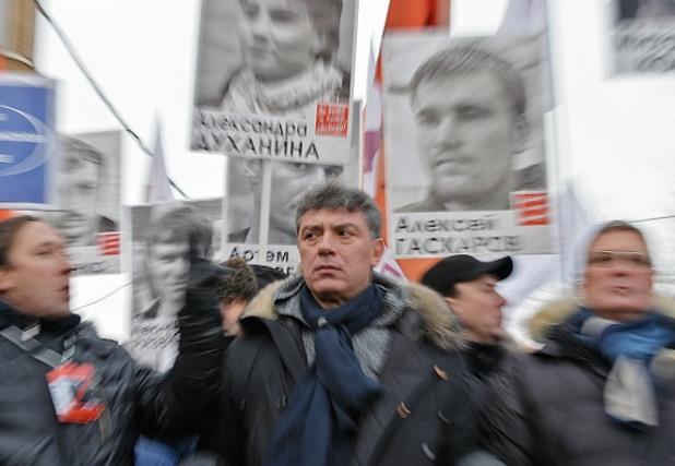 борис немцов беше разстрелян в центъра на москва