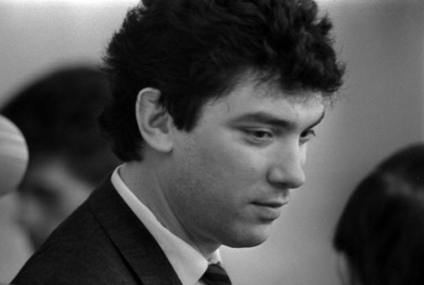 борис немцов през 1995 г.