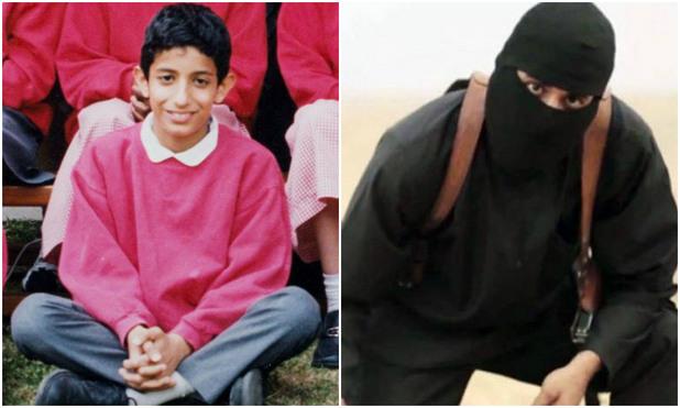 """мохамед емвази - """"джихади джон"""", един от главорезите на """"ислямска държава"""""""