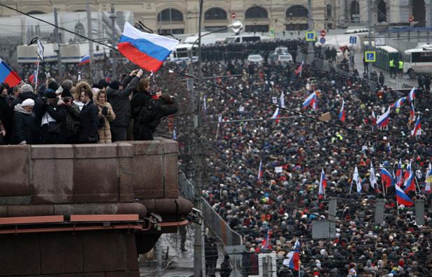 Опозиция Русия