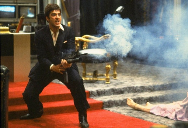 белязаният - легендарните филмови реплики
