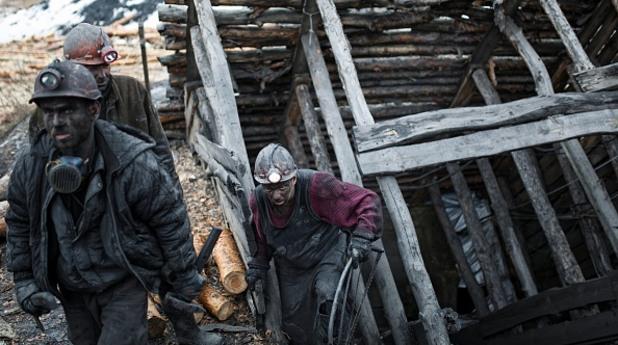 миньори в донецк