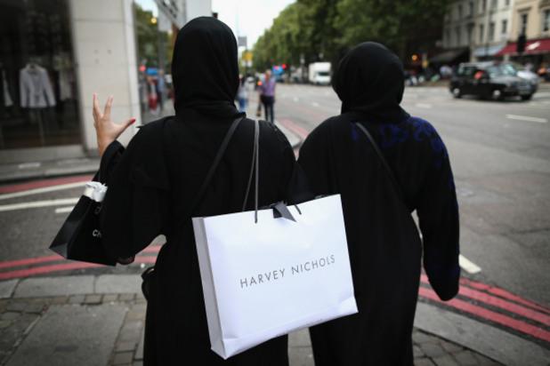 Мюсюлманки във Великобритания