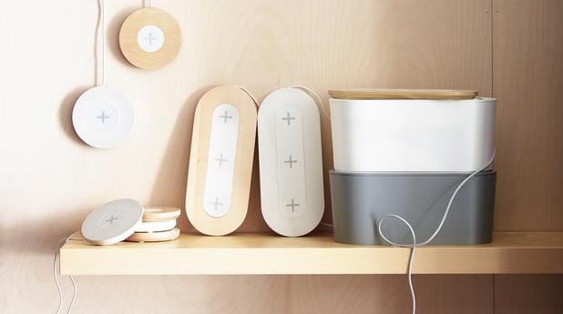 IKEA, wireless charging
