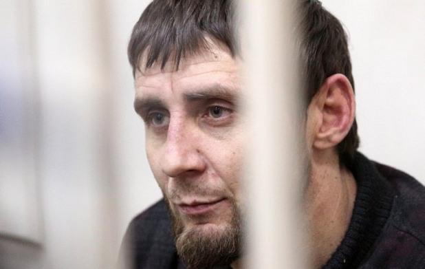 Заур Дадаев - единият от обвинените в убийството на Немцов