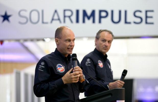 бертран пикар и андре боршберг - пилотите на solar impulse 2