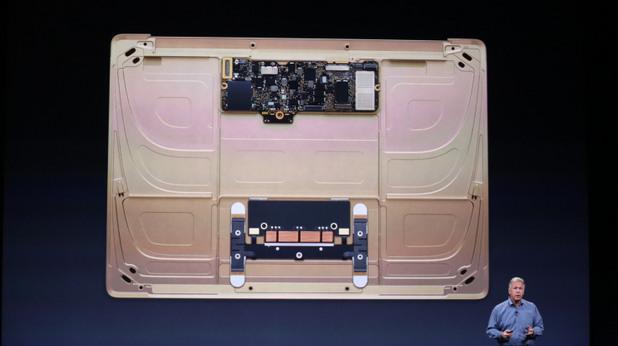 Apple представиха новия Macbook