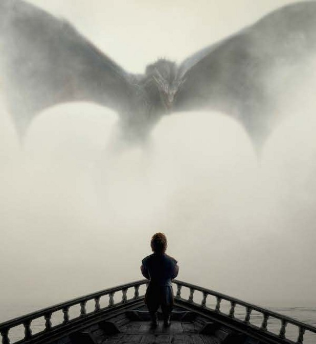 Тирион и дракона