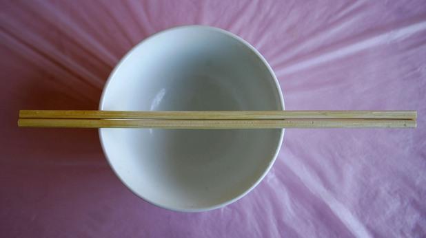 Китайски клечки за храна