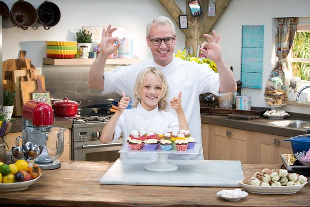 Пекарната за малките с Рудолф