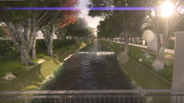 софия център, зона 1, перловска река