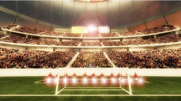 Рома, нов стадион