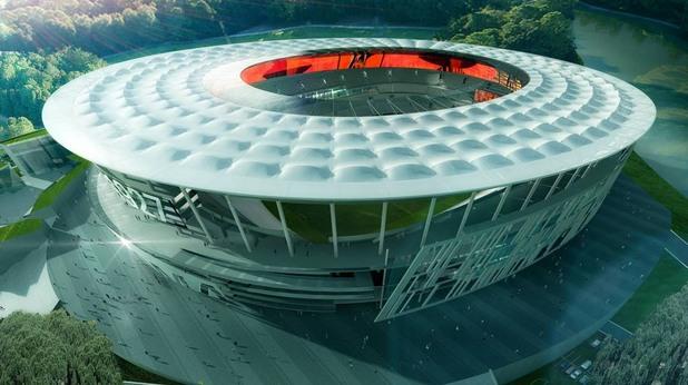 Рома, стадион