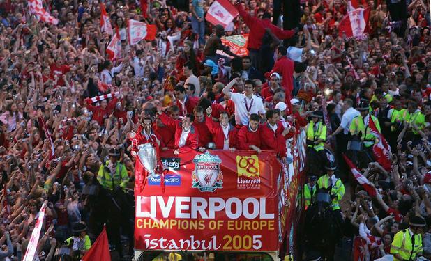 Ливърпул 2005