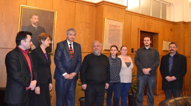 Лъчезар Иванов стана преподавател в СУ