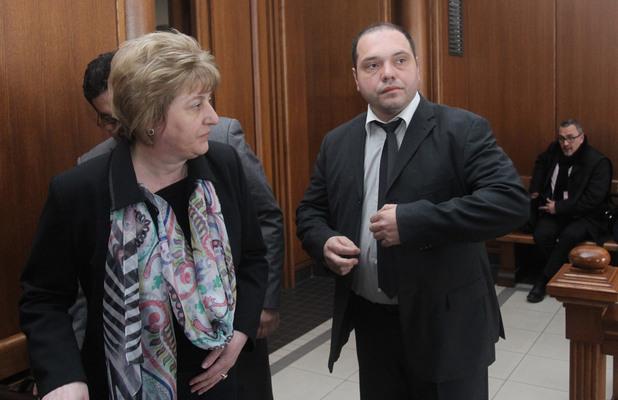 филип златанов и защитата му по време на делото във вкс