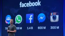 Марк Зукърбърг на Facebook F8 Developers