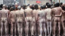 голи хора, арт, голота