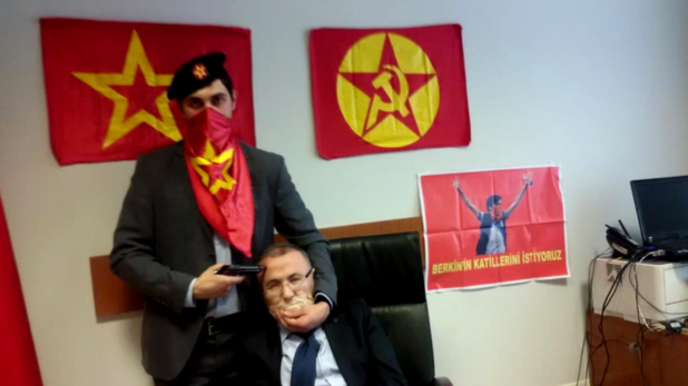 заложническа криза в истанбул