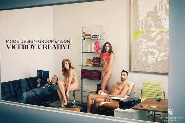 Голата кампания на Viceroy Creative