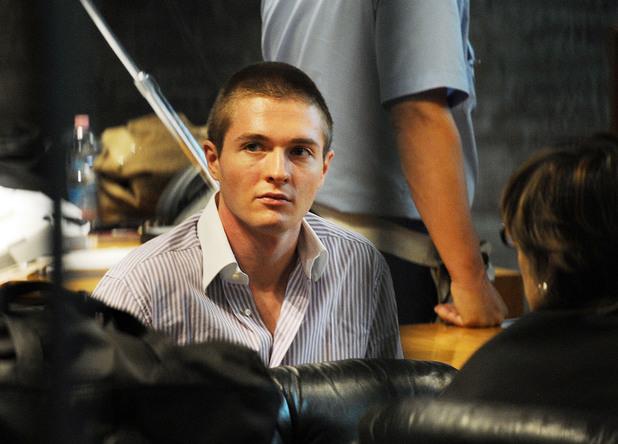 рафаеле солечито, приятелят на аманда нокс по време на процеса за убийството на мередит кърчър