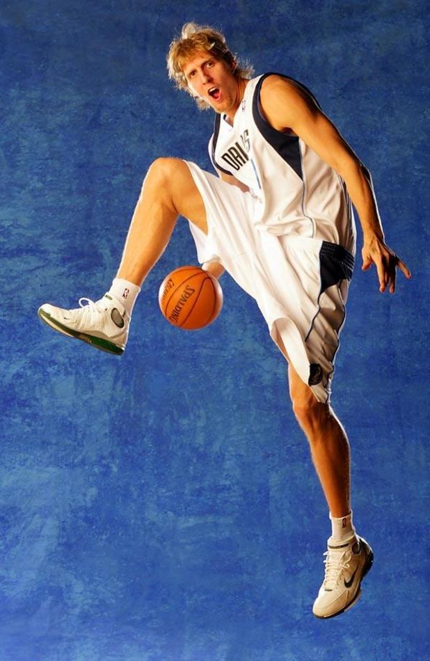 Дирк Новицки, 2004