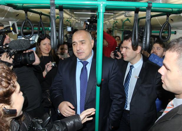 метро, летище софия