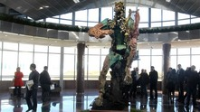 Статуята на Орфей