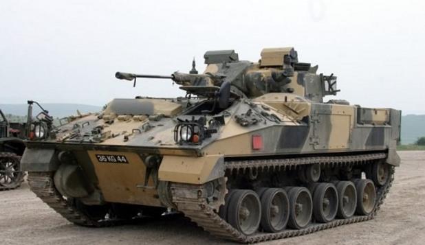 военна техника