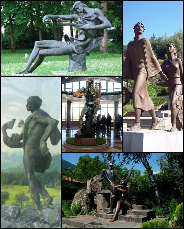 Орфеизация на туристическа България.