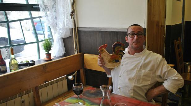 Le bistro, Ерик Вонжон и Красимира Георгиева