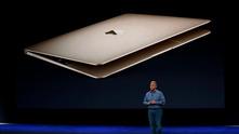 Новият MacBook gold на Apple