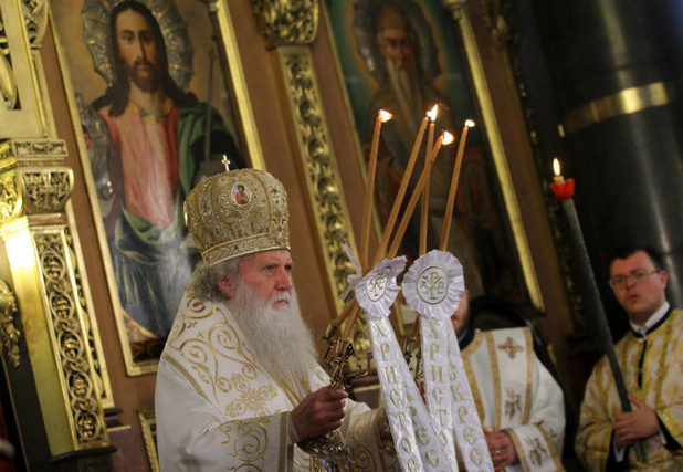 великденска литургия