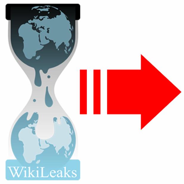 WikiLeaks twitter logo