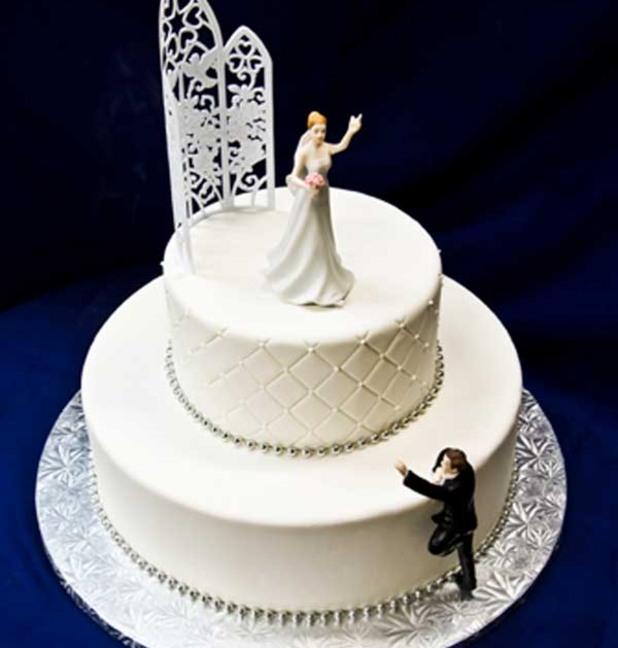 торти за развод