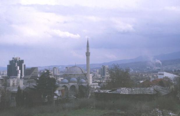 скопие, 1993