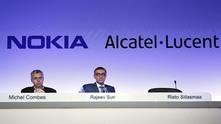 Nokia and Alcatel